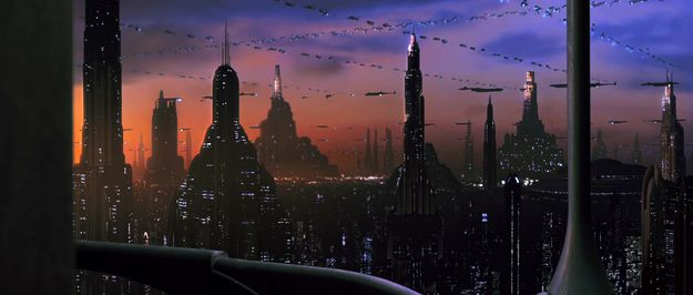 "Which ""Star Wars"" Planet Should You Live On. You got: Coruscant! You thrive in a fast-paced environment, and there's nowhere quite as fast-paced as Coruscant. Here you'll be in the center of all the action, from politics to social events, and that's just how you like it."