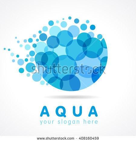 Mineral natural water vector icon design. Aqua water drop logo. Water drop logo…