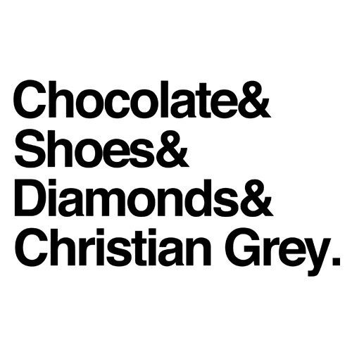 ONLY CHRISTIAN GREY