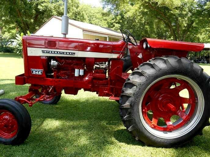 ih 544 | tractors | pinterest 1206 international tractor wiring 1066 international tractor wiring diagram