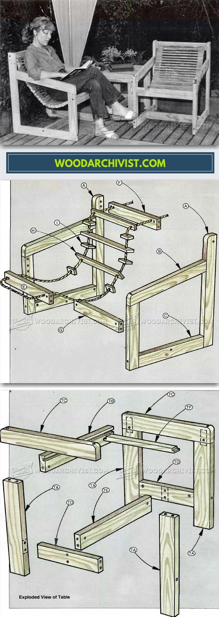 Best 700+ DIY-Pläne images on Pinterest | Wood projects, Woodworking ...