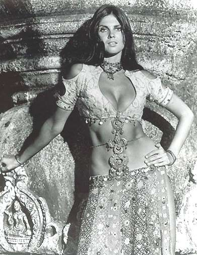 Crushed on Caroline Munro ever since I watched The Golden Voyage of Sinbad when I was a little kid.