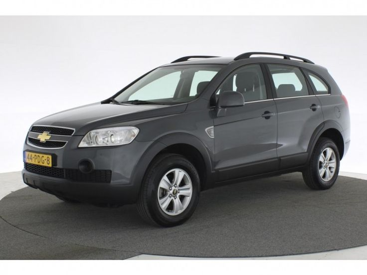 Chevrolet Captiva  Description: Chevrolet Captiva 2.4i Shadow 2WD [airco lm velgen]  Price: 195.05  Meer informatie