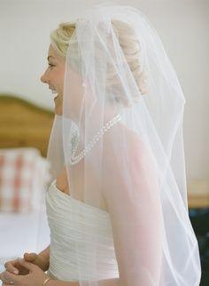Wedding veil inspiration - My wedding ideas