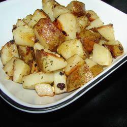 Steve's Famous Garlic Home Fries Allrecipes.com