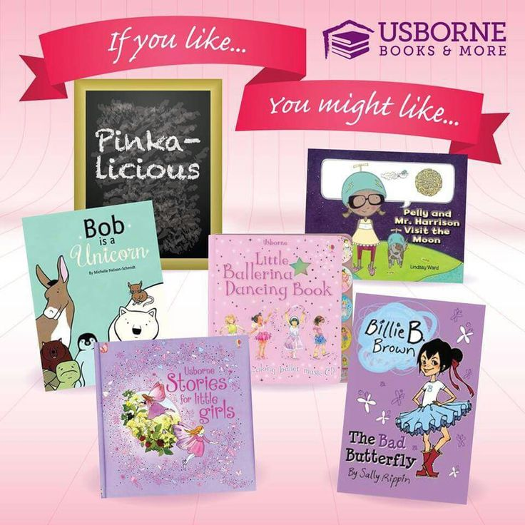 If you are interested in any usborne books or would like