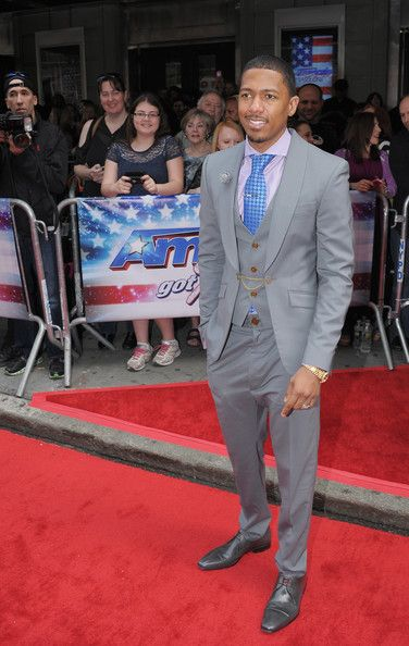 Nick Cannon - 'AGT' Meet the Judges in NYC