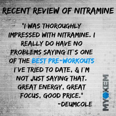 Best Pre-Workout!  #bodybuilding #nitramine #myokemnation #defylimitations #scienceoverhype #weightlifting #gymrat #myokem #preworkout  #fitness #bodyimage