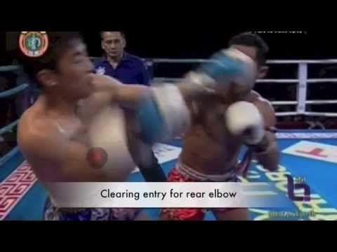 Southpaw Breakdown: Saenchai - The Technical Genius - YouTube