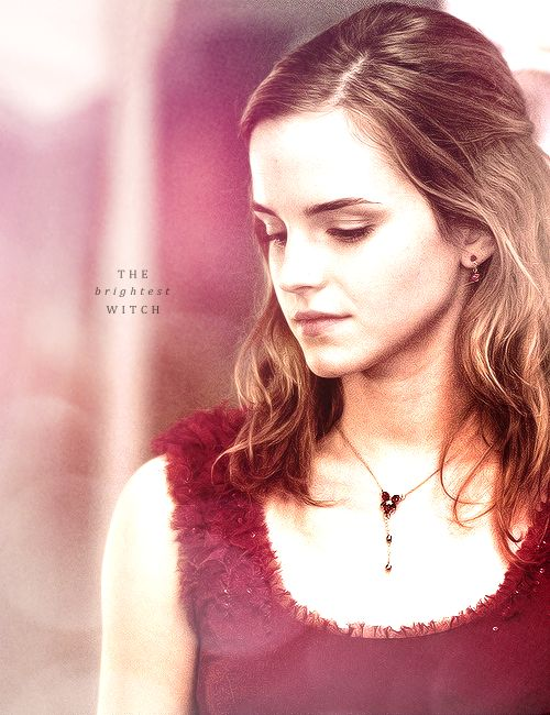 Hermione....The Brightest Witch