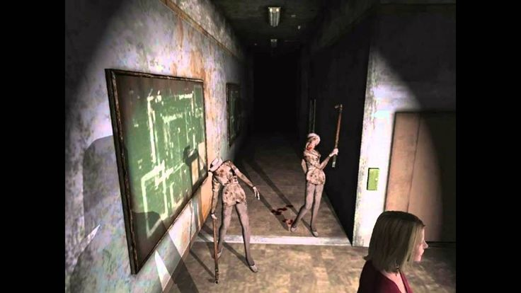 Silent Hill 2 PC 2003 Gameplay