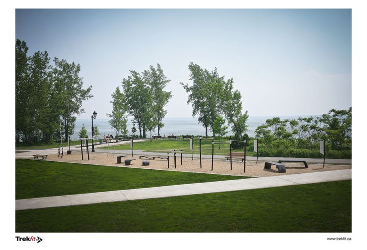 These Are Montreal's 20 Free Outdoor TrekFit Park Gyms | MTL Blog