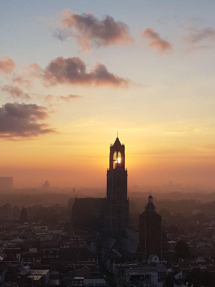 Utrecht by Geurt van Roekel