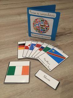 Il y a quelque temps j'ai fait l'acquisition du planisphère du monde avec les drapeaux dont je vous ai déjà parlé dans cet article-ci . Ce...
