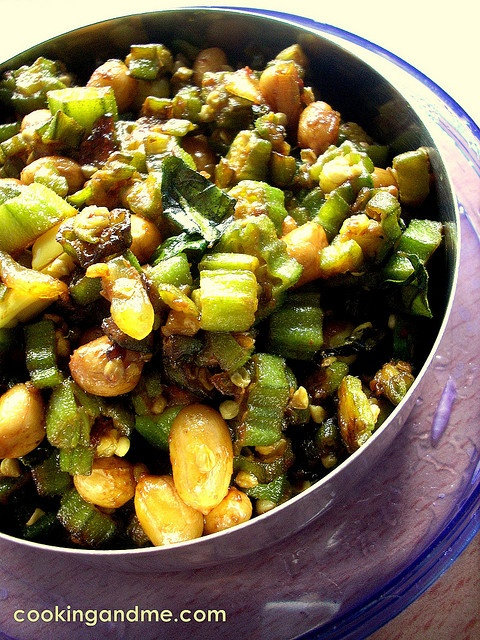 >>> okra fry with peanuts: Okra Fry, Indian Recipes, Side Dishes, Beans Recipe, Okra Recipes, Totally Optional, Bhindi Fry, Vegetable Sides