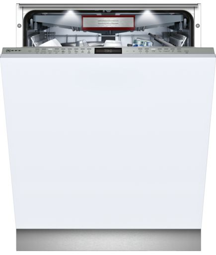 Energy Efficient Dishwasher, 60cm Fully integrated doorOpen Assist - Simple to use, designed for handleless kitchens