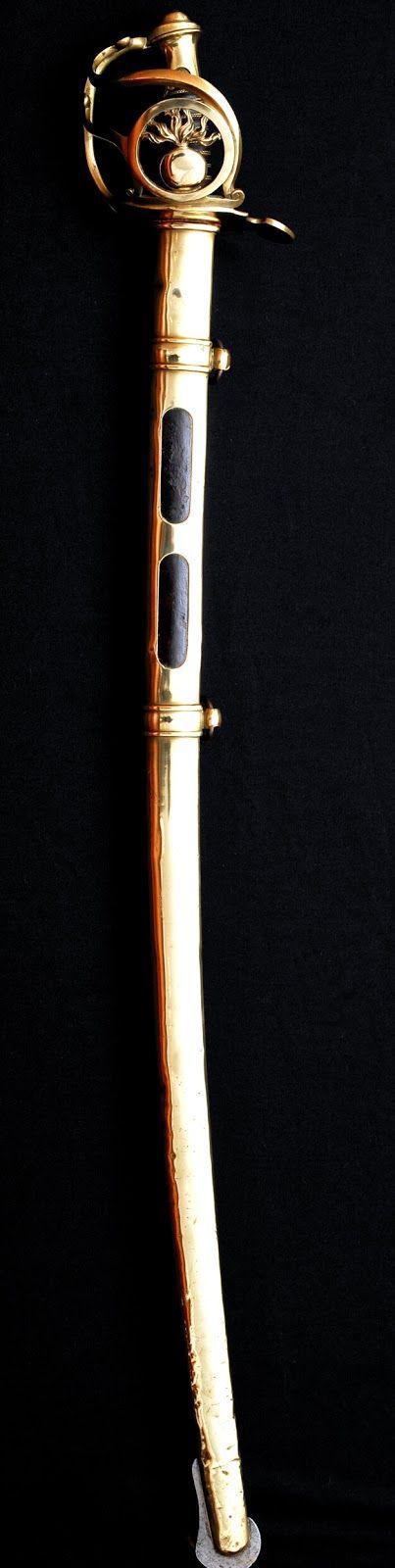 Collection de Sabres et Epées des Guerres Napoléoniennes: Sabre Grenadier à Cheval de la Garde Impériale
