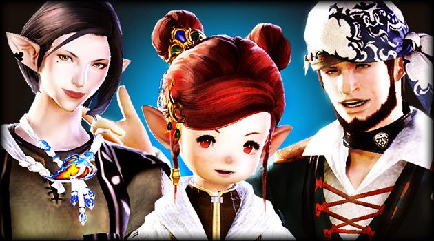 #FFXIV New key allies + crafting and gathering info