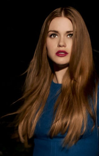 Teen Wolf ...Lydia Martin is played by Holland Roden