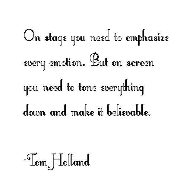 ~ #TomHolland #spiderman