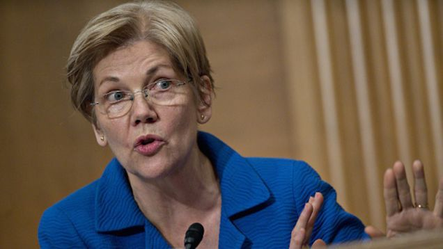 """Massachusetts Senator Elizabeth Warren has some very strong, very pointed opinions about Republican frontrunner Donald Trump. Earlier today, Warren took to both Twitter and Facebook to share those opinions, calling Trump a """"loser,"""" a narcissist, a failed businessman, and """"serious threat"""" that will """"tear apart an America built on values like decency, community, and concern for our neighbors."""""""
