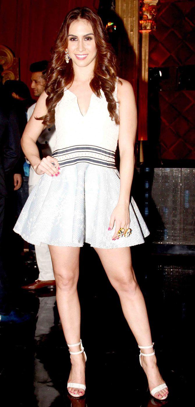 Lauren Gottlieb on 'Jhalak Dikhhla Jaa Reloaded'. #Bollywood #Fashion #Style #Beauty #Sexy #Hot