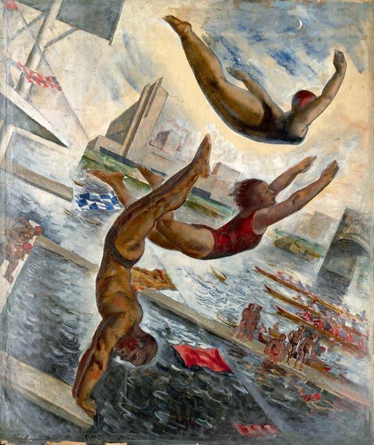 Сергей Луппов. «Спорт». 1930-е.