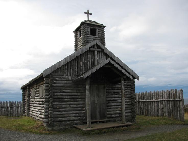 Capilla del Fuerte Bulnes, Punta Arenas