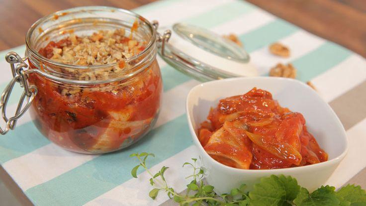 Śledź w pomidorach
