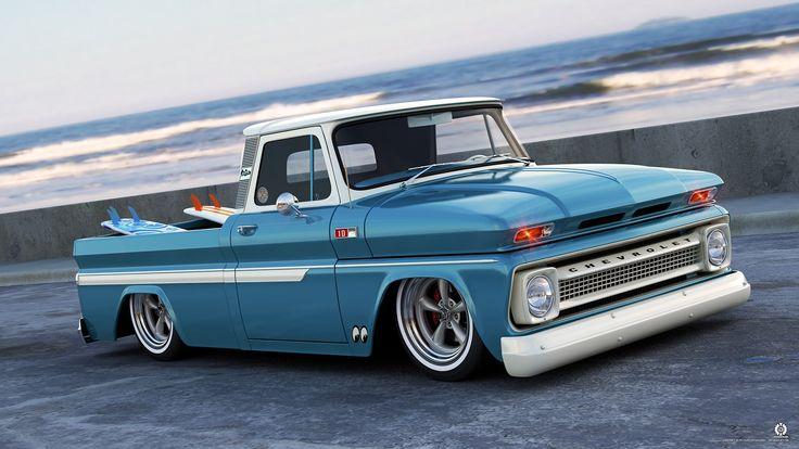 Chevrolet C10 Pick-up truck