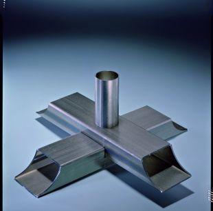 laser tube assemblage simplifié