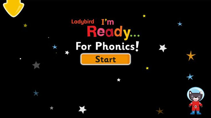 Ready for Phonics // Give your child a reading head start with Ladybird's I'm Ready for Phonics! With 12 motivating levels to progress through, this app supports your child's synthetic phonics learning at school. If needed, parents can manually unlock all levels at any time. Go to the parent's information screen to find out how!
