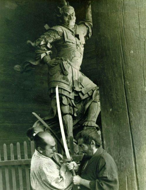 "One of His Best!  >  ""Throne of Blood"" (1957, dir. Akira Kurosawa) Macbeth in its original Japanese"