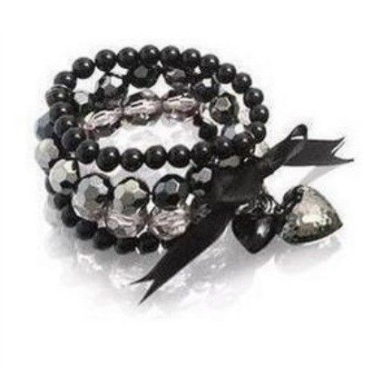 black  bracelet ;d