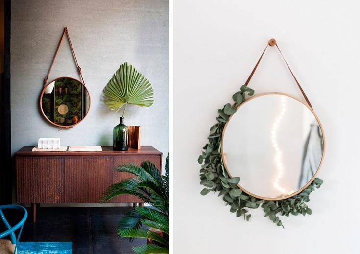Ideas Para Decorar Espejos Redondos Of Las 25 Mejores Ideas Sobre Espejos Redondos En Pinterest