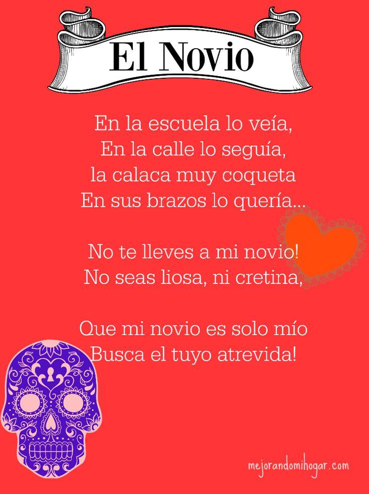 Ven a leer las rimas o versos que son una tradición en México, las Calaveritas Literarias para Dia de Muertos , te invito a revivir esta tradición mexicana.