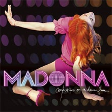 Grammy Award Winning Album Colors - 2007 ~ http://clrlv.rs/bfSr1TMusic, Album Covers, Dancefloor, Floors 2005, Dance Floors, Favorite Album, Madonna, Covers Art, Confessions