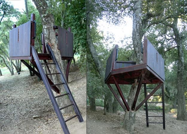 25 Best Images About Tree House On Pinterest Kid