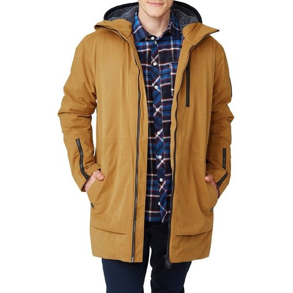 The 25  best Parka jacket men ideas on Pinterest | Men's jacket ...
