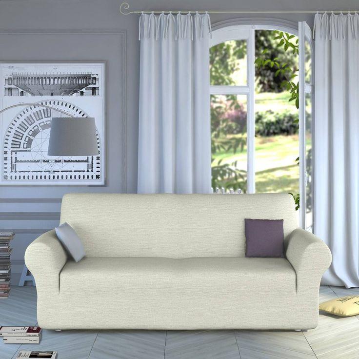 Integrale rekbare hoes met vlekkenwerende behandeling voor fauteuil en zitbank TERTIO®