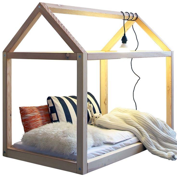 kinderzimmer die sch nsten hausbetten f r kinder. Black Bedroom Furniture Sets. Home Design Ideas
