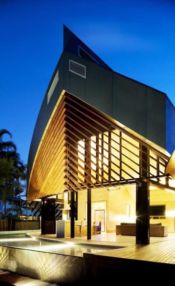 Casa de Playa, por Wright Architects