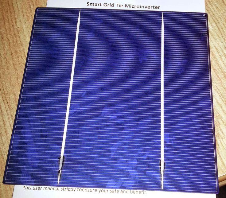 Construyendo un panel solar utilizando policarbonato en vez de cristal