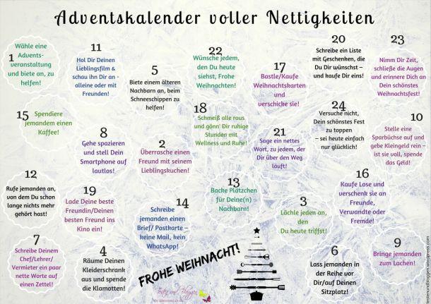 Wordpress Com Adventkalender Adventskalender Adventskalender Zum Ausdrucken