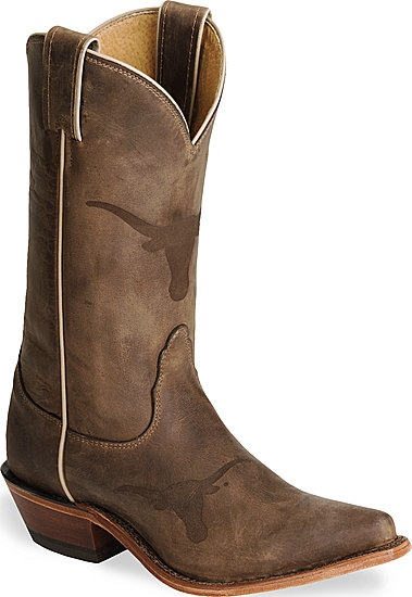 Nocona Texas Longhorns College Boots