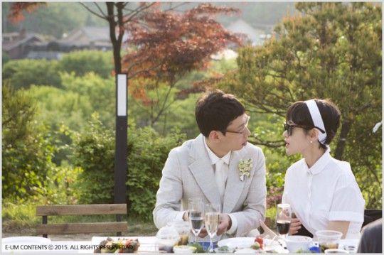 [웨딩이슈] 작은 결혼이 대세? 봉태규 하시시박 커플 결혼 현장 < 웨딩뉴스 < 월간웨딩21 웨프