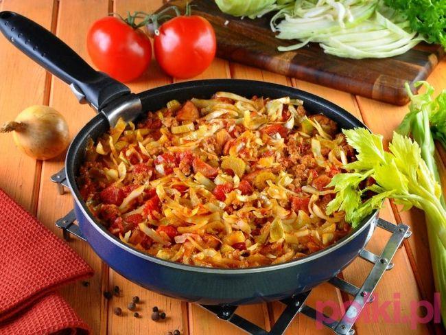 Jambalaya - przepis na kociołek z ryżem -Przepis