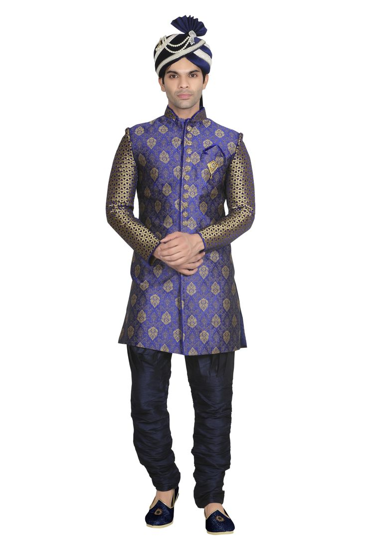 Indian Groomsmen Reception sherwani www.attirebazaar.com Whats app :+91-7048347277
