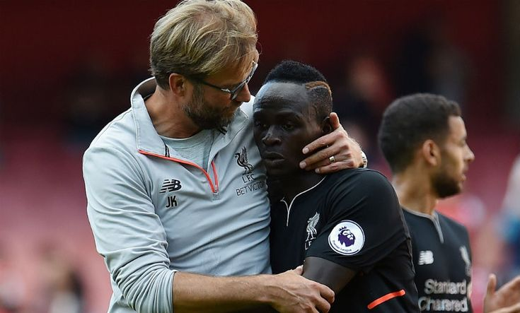 Sadio: It feels like I was destined to play for Jürgen Klopp