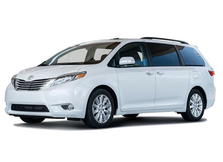 26 best Toyota Sienna images on Pinterest